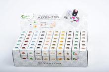 Vonné vosky Scented Cubes -  ovocný set B
