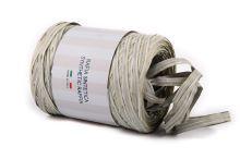 Stuha poly rafie žebrovaná 68181 5mm x 200m - 20 šedá