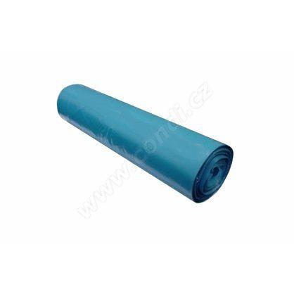 Pytle na odpadky 160 l, 50 µm, 90 x 110cm LDPE 20 ks/bal
