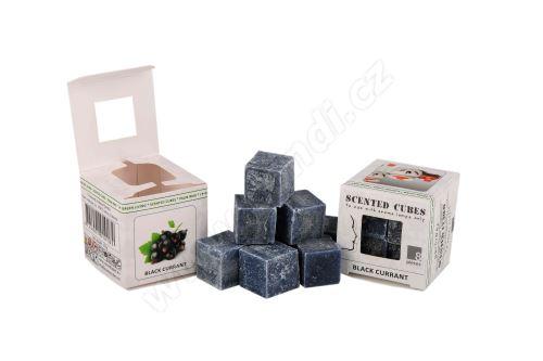 Vonný vosk do aromalamp Scented cubes - black currant