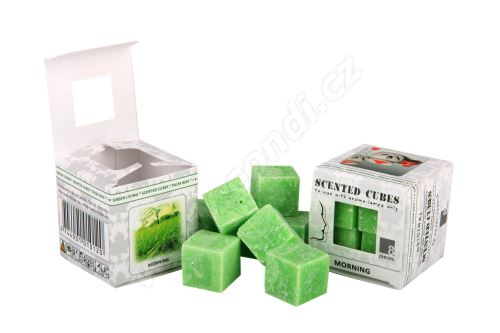 Vonný vosk do aromalamp Scented cubes - morning