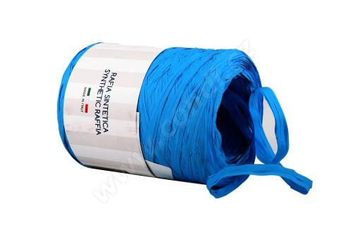 Stuha rafie matná 6802 5mm x 200m - 06 sv. modrá