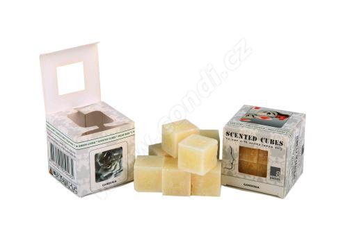 Vonný vosk do aromalamp Scented cubes - gardenia