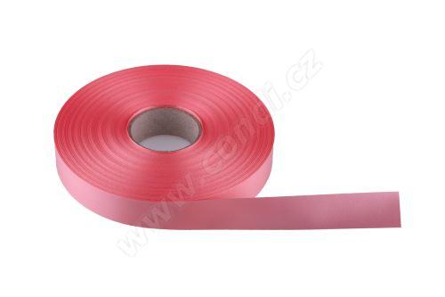Plastová PP stuha Senza flange 6800 E line 1,9 cm x 100 m - 19 lososová