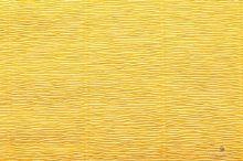 Krepový papír role 50cm x 2,5m - sv. oranžová 576