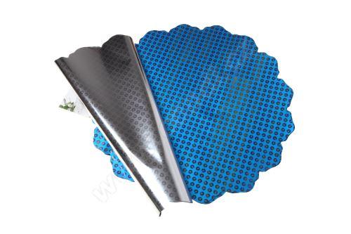 Ronda 50cm metal modrá disk 1/2 50ks