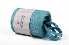 Stuha poly rafie žebrovaná 68181 5mm x 200m - 06 sv. modrá