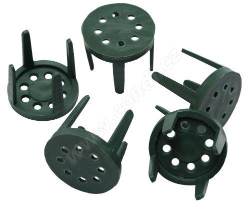 Pinholder - univerzální příchytky malé 1100 50ks/bal - zelený