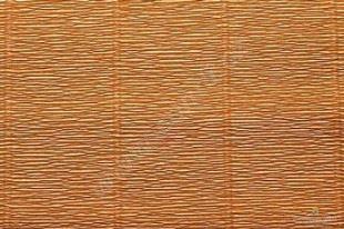 Krepový papír 180g role 50cm x 2,5m - sv. hnědý 567