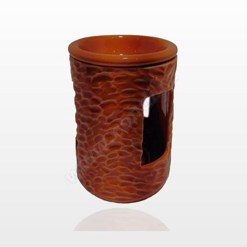 Aromalampa REVAL CERAMIC oranžová - pro vonné vosky Scented Cubes