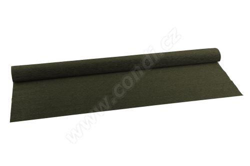 Krepový papír 90g role 50cm x 2,5m - 388 grey green