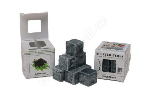Vonný vosk do aromalamp Scented cubes - elderberry