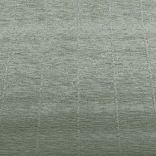 Krepový papír 180g role 50cm x 2,5m - světle šedomodrý 621