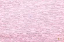 Krepový papír role 50cm x 2,5m - růžová 549
