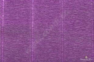 Krepový papír 180g role 50cm x 2,5m - fialový 17E/2