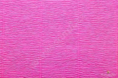 Krepový papír 180g role 50cm x 2,5m - růžový 551