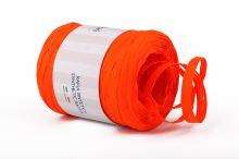 Stuha rafie matná 6802 5mm x 200m - 12 oranžová